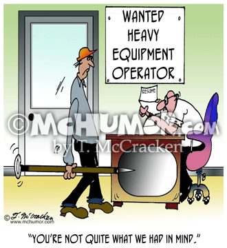 Construction Cartoon 6109