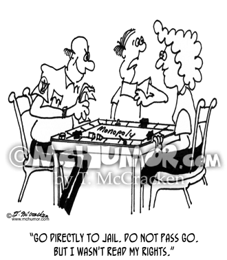 Monopoly Cartoon 6209