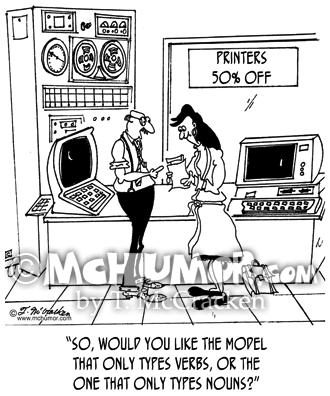 Printer Cartoon 6247