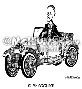 Coolidge Cartoon 6504