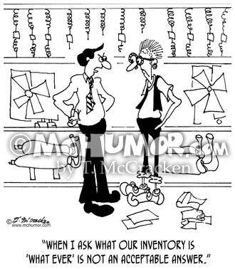 Inventory Cartoon 6636