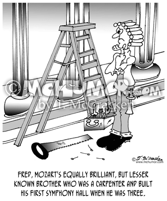 Carpenter Cartoon 7149