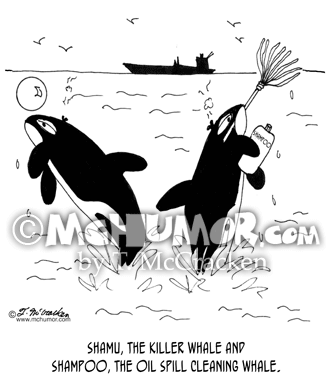 Whale Cartoon 7168