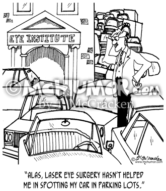 Parking Lot Cartoon 7274