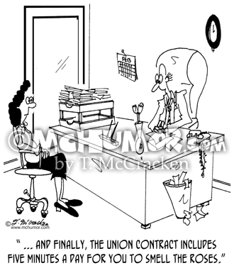 Union Cartoon 7311
