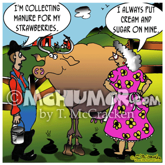 Ranching Cartoon 7580