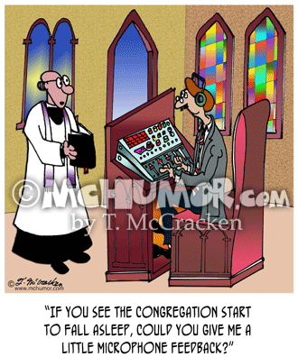Church Cartoon 7601