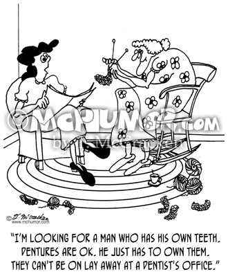 Denture Cartoon 7644
