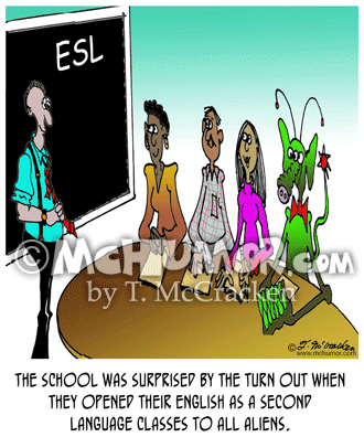 ESL Cartoon 7689