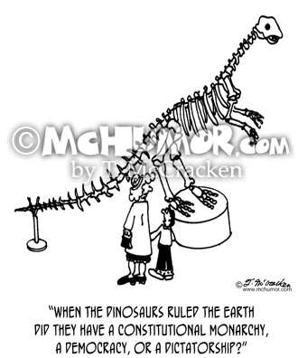 Dinosaur Cartoon 7734