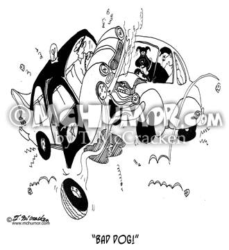 Accident Cartoon 7783