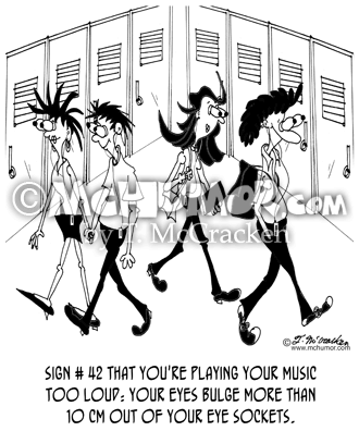 Music Cartoon 8039