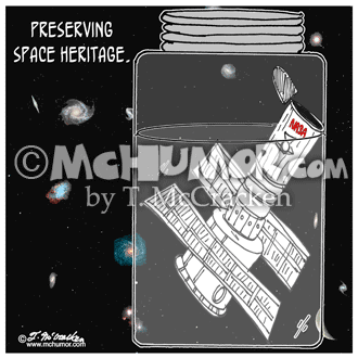 Space Cartoon 8227