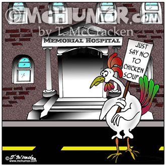 Chicken Cartoon 8237