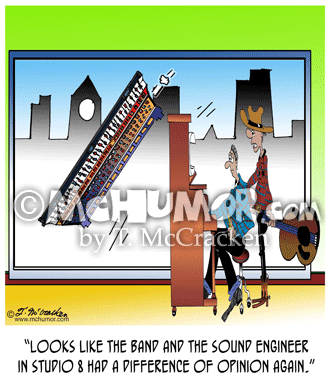Music Cartoon 8248