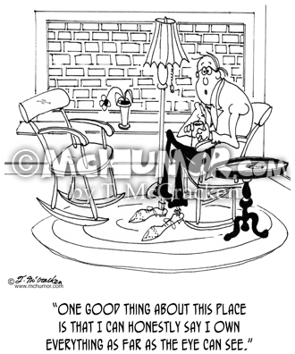 Real Estate Cartoon 8279
