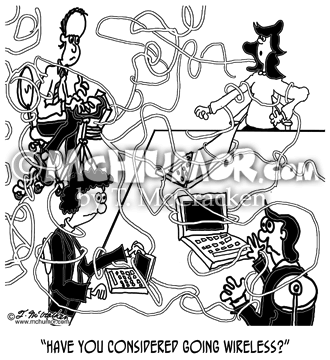 Court Reporter Cartoon 8340