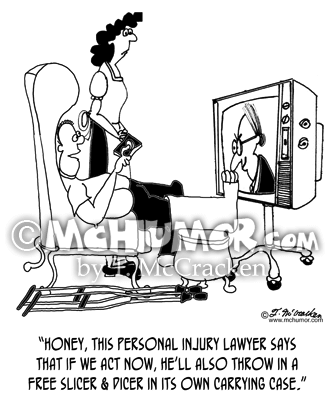 Lawyer Cartoon 8358