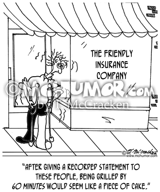 Insurance Cartoon 8363