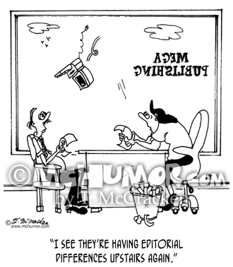 Editor Cartoons