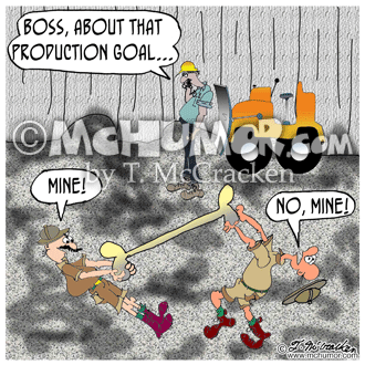Quarry Cartoon 8424