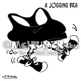 Jogging Cartoon 8471
