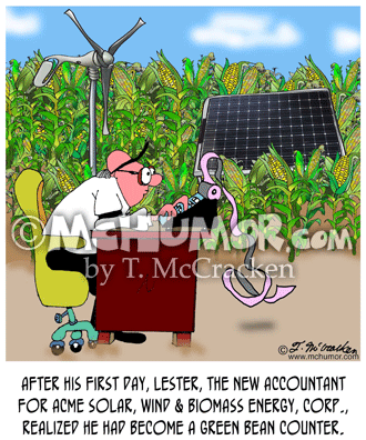 Energy Cartoon 8536