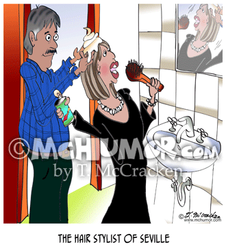 Hair Cartoon 8576