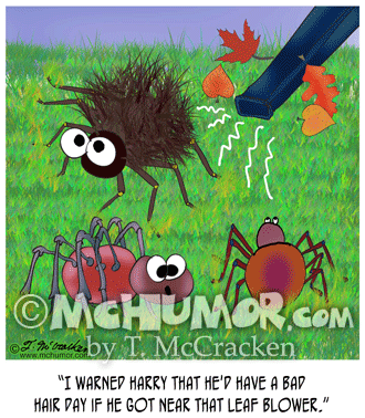 Spider Cartoon 8747