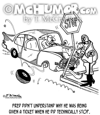 Accident Cartoon 8755