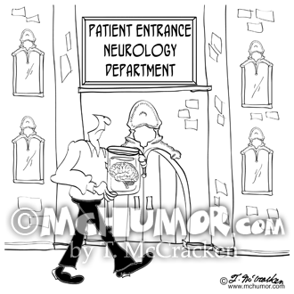 Neurology Cartoon 8883