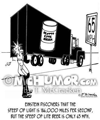 Beer Cartoon 9069