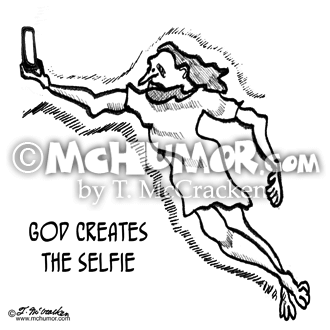 God Cartoon 9185