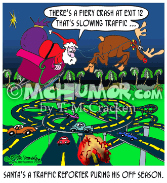 Christmas Cartoon 9159