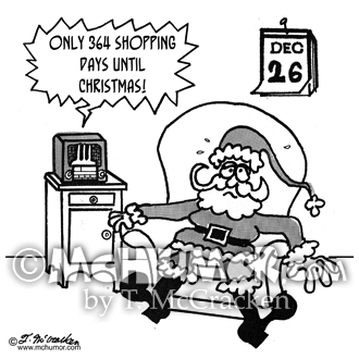 Christmas Cartoon 2279