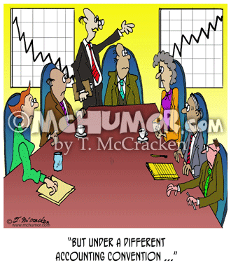 Accounting Cartoon 8374