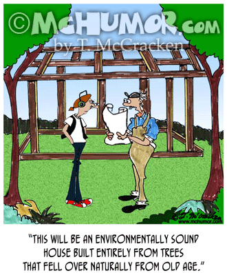 Environment Cartoon 6278