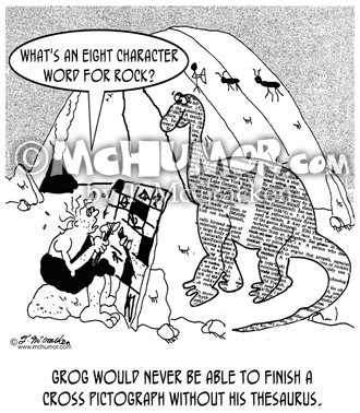 Archaeology Cartoon 7190
