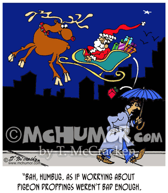 Christmas Cartoon 7265