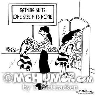 clothing store cartoons page 1