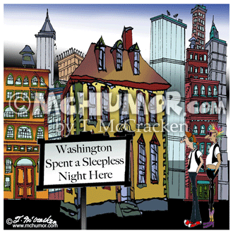 Hotel Cartoon 7568