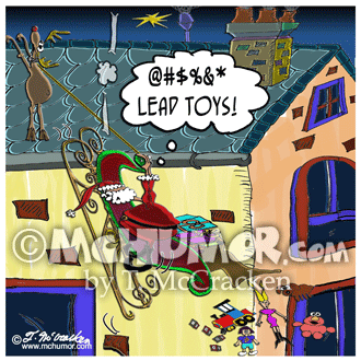 Christmas Cartoon 8122