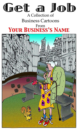 Business Cartoon Book