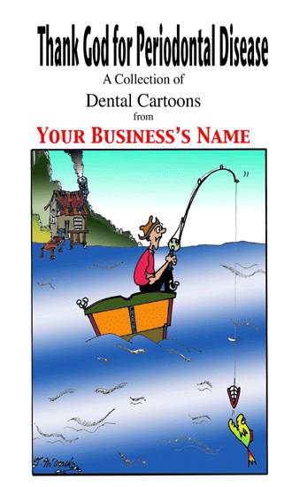 Dental Cartoon Book