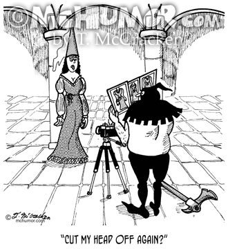 Photographer Cartoon 2155