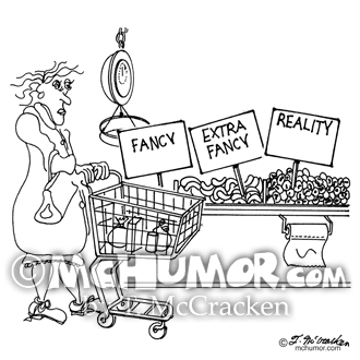 Produce Cartoon 4342