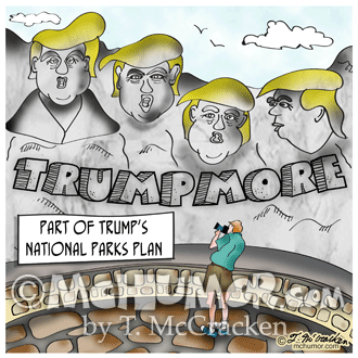 Trump Cartoon 9488